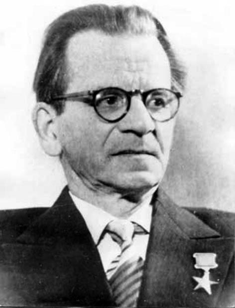 Лебедєв Сергій Олексійович