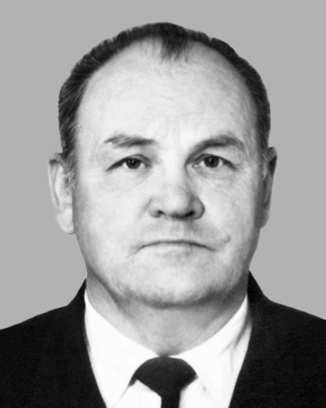 Кулаєв Юрій Федорович