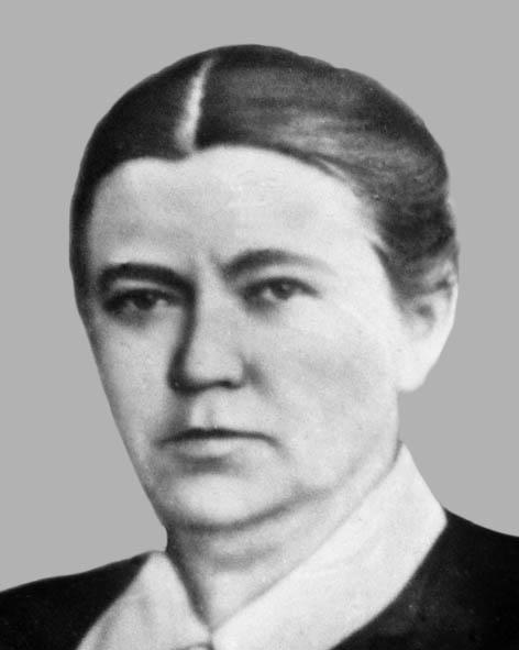 Латишева Клавдія Яківна