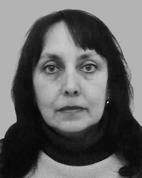 Левада Олександра (Леся) Олександрівна
