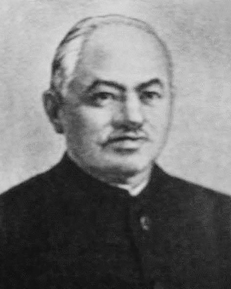 Левицький Дмитро Гаврилович