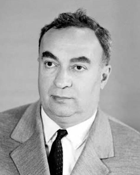Левич Веніамін Григорович