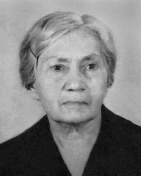 Лівицька Марія Варфоломіївна