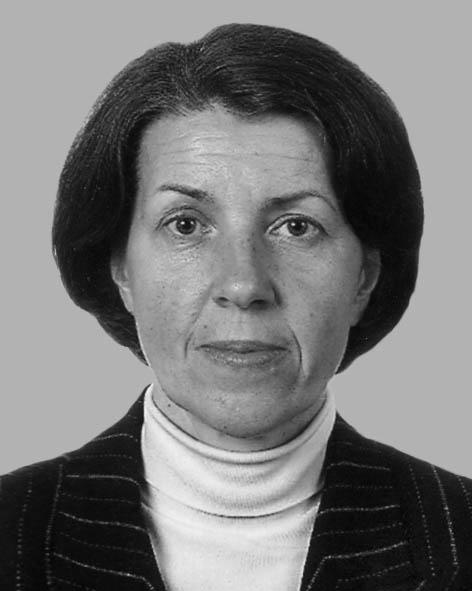 Лисенко Людмила Олександрівна