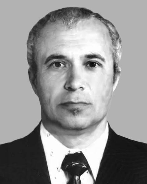Лежанський В'ячеслав Федорович
