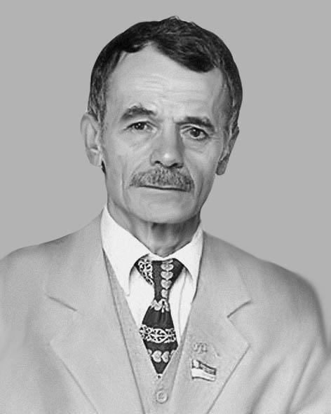 Джемілєв Мустафа