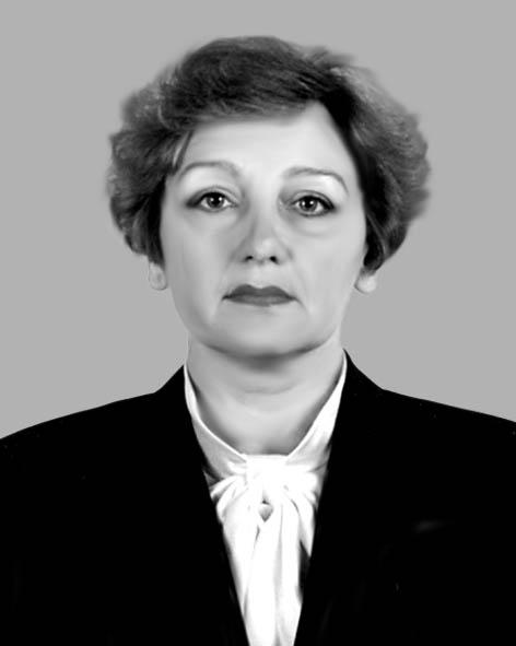 Дзюблик Ірина Володимирівна