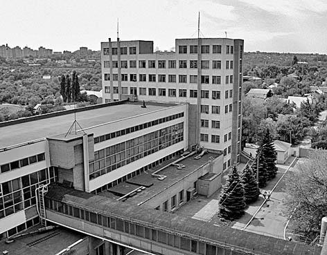 Дніпропетровський агрегатний завод