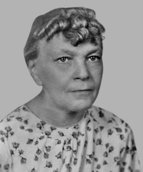 Дольницька Марія Антонівна