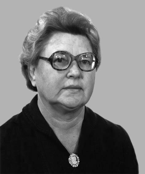 Дудик Ніна Михайлівна