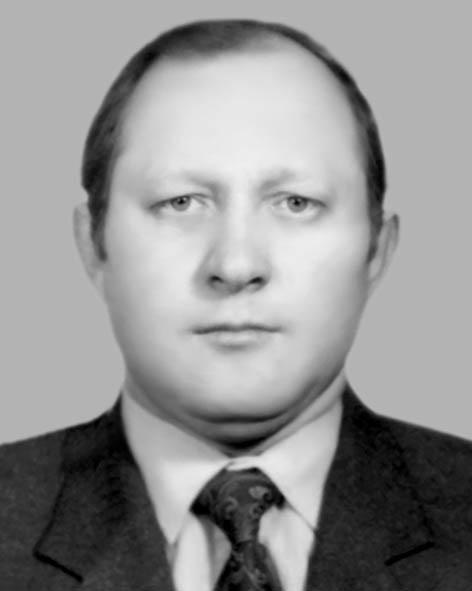 Гамор Федір Дмитрович