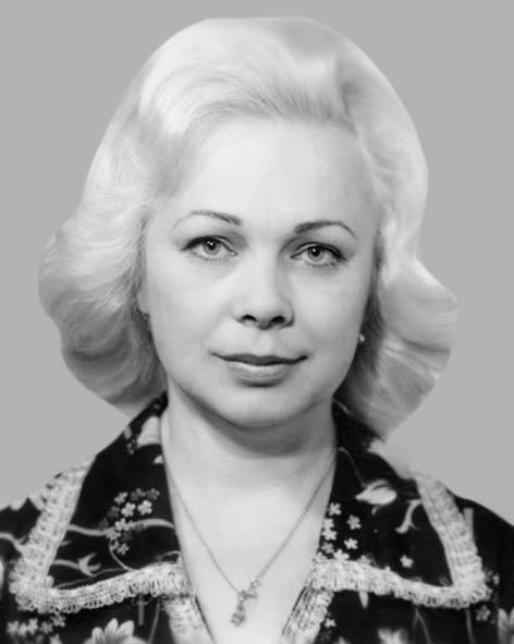 Гассанова-Тарковська Нінель Сергіївна