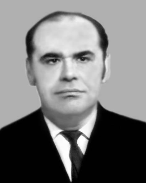 Ганич Степан Федорович