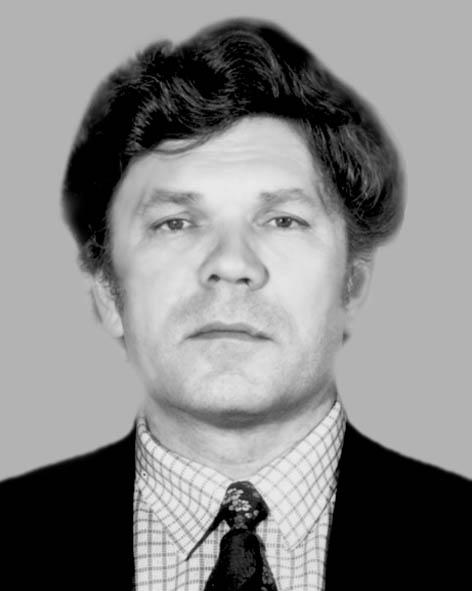 Гвоздь Микола Петрович