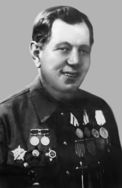 Глідер Михайло Мойсейович