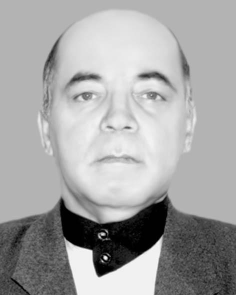 Глухов Володимир Петрович