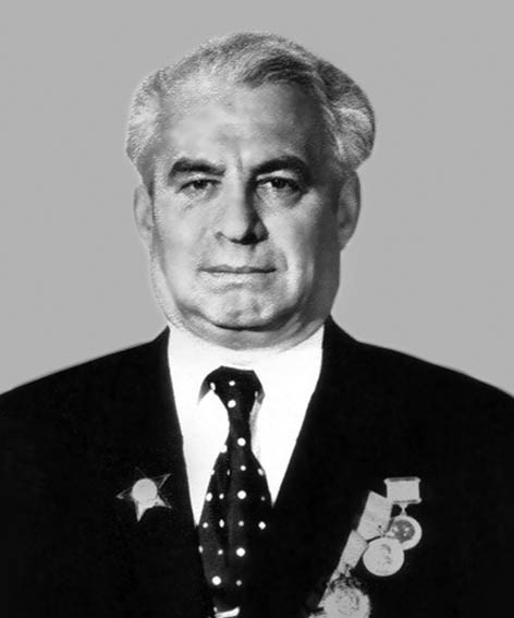 Ґанзбург Лазар  Мойсейович