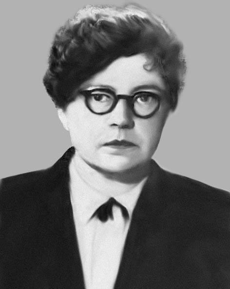 Ґебус-Баранецька Стефанія  Мефодіївна