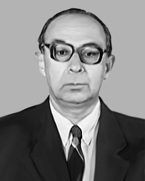 Ґінзбурґ Борис  Ісакович