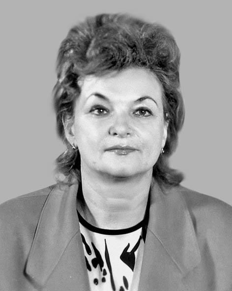 Ґудзенко Жанна  Прокопівна