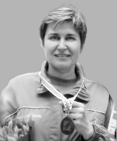 Давидова Олена  Федорівна