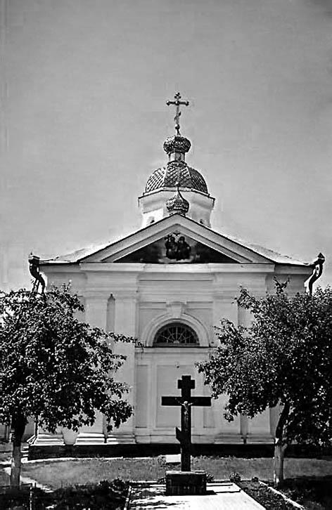 Дерманський Свято-Троїцький жіночий монастир УПЦ МП