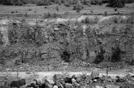 Жежелівське родовище граніту
