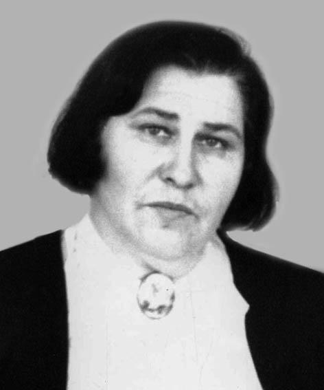 Жарикова Вікторія Захарівна