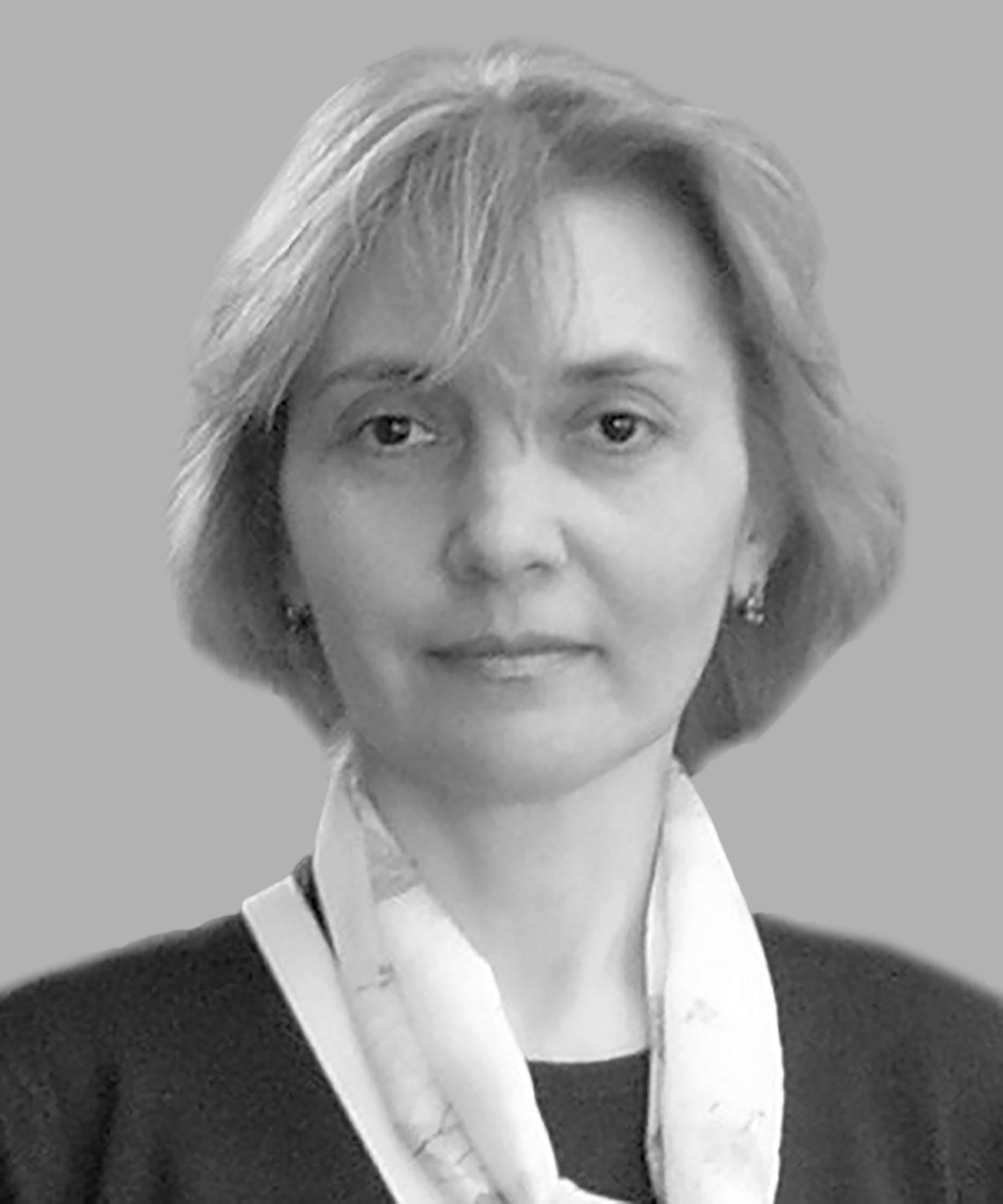 Маркар'ян Алла Петрівна