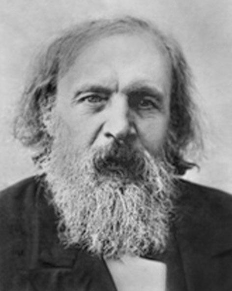 Менделєєв Дмитро Іванович