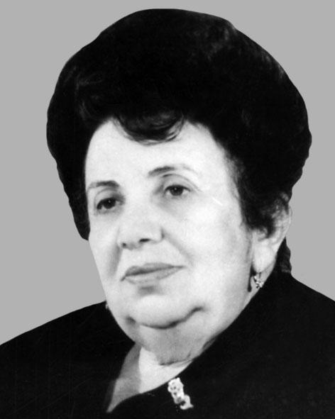Мікуніс Рахіль Йосипівна