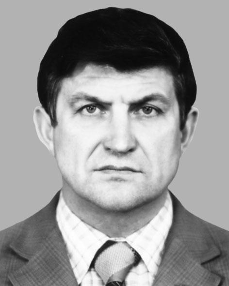 Мінаков Веніамін Миколайович