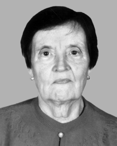 Мірошникова Лідія Михайлівна