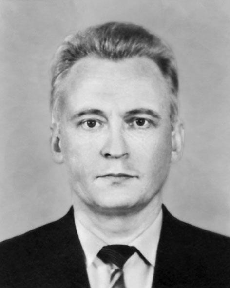 Міхєєв Павло  Петрович