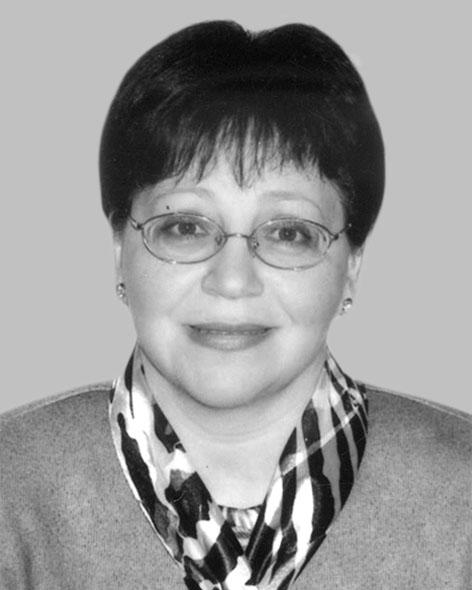 Мінічева Галина Григорівна