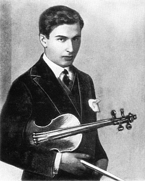 Мільштейн Натан Миронович