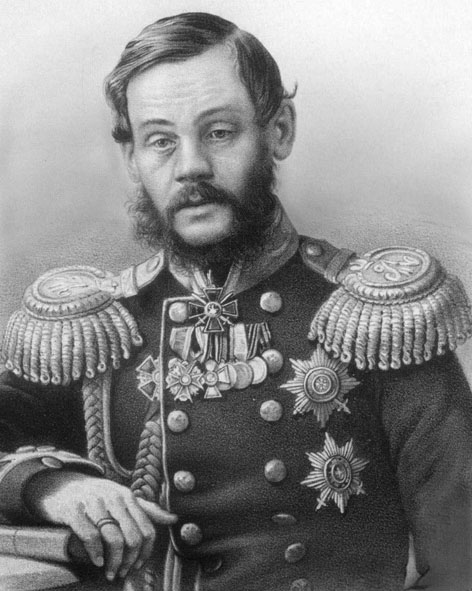 Мілютін Дмитро Олексійович