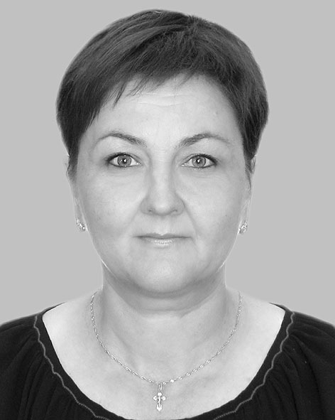 Мірошник Валентина Миколаївна