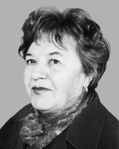 Можаєва Ельвіна Максимівна