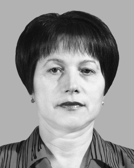 Молинь Валентина Дмитрівна