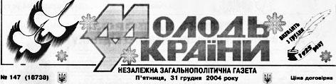 Молодь України