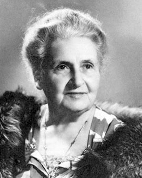 Монтессорі Марія