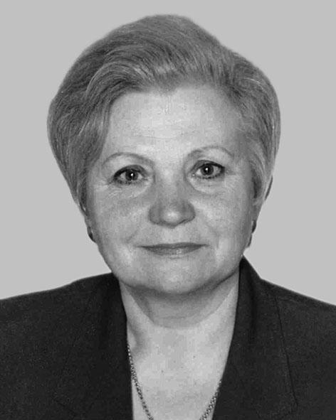 Моргун Валентина Олексіївна