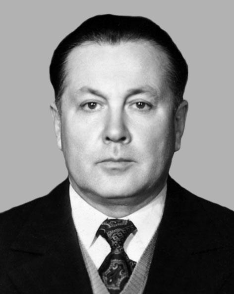 Моргун Федір Трохимович