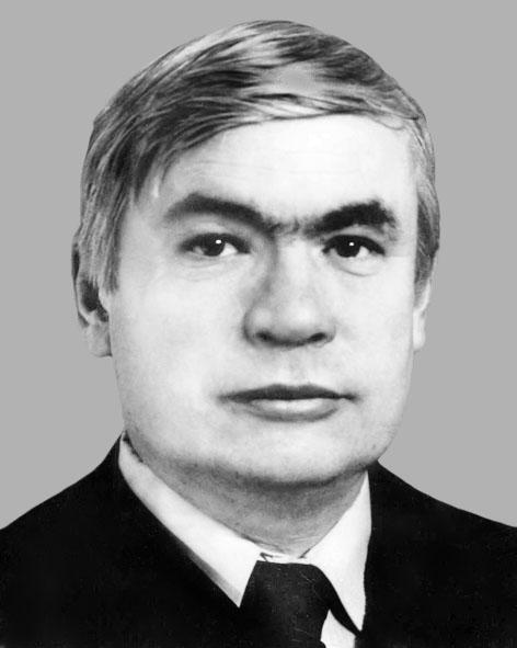 Морозов Юрій  Васильович