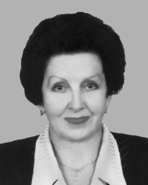 Мостюк Агнета Іванівна