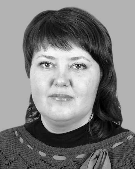 Мотрій Світлана  Іванівна