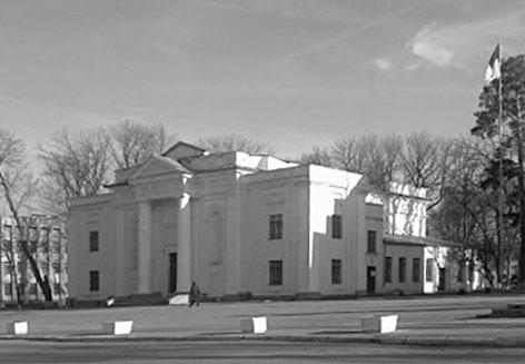 Монастирищенський краєзнавчий музей