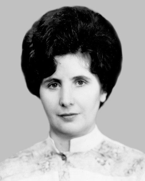 Мосіна Людмила Іванівна