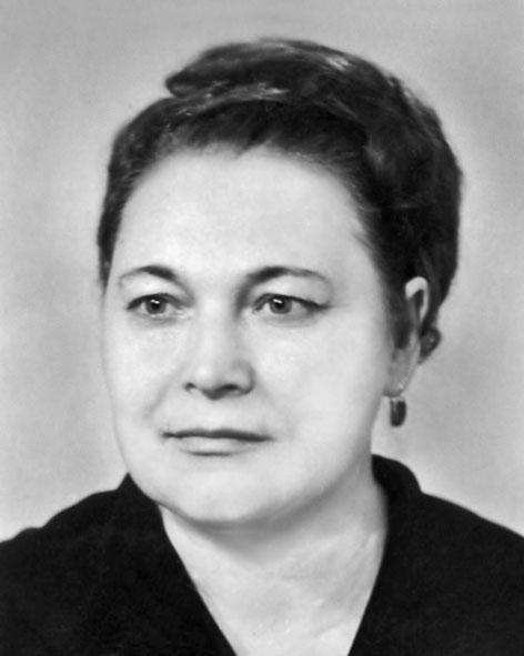 Мостова Лариса Олександрівна